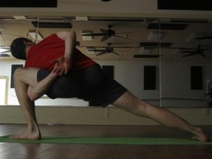 Bound Side Angle Pose