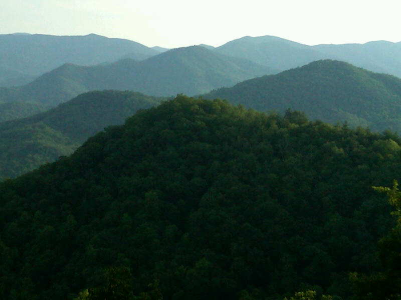 Nantahala Mountains