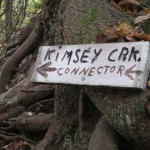 Kimsey Crk Sign