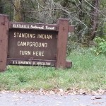 Standing Indian Sign