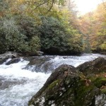 Upper Nantahala River