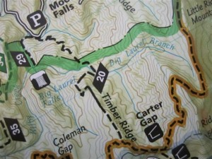 (Trails Illustrated Map, National Geographic)